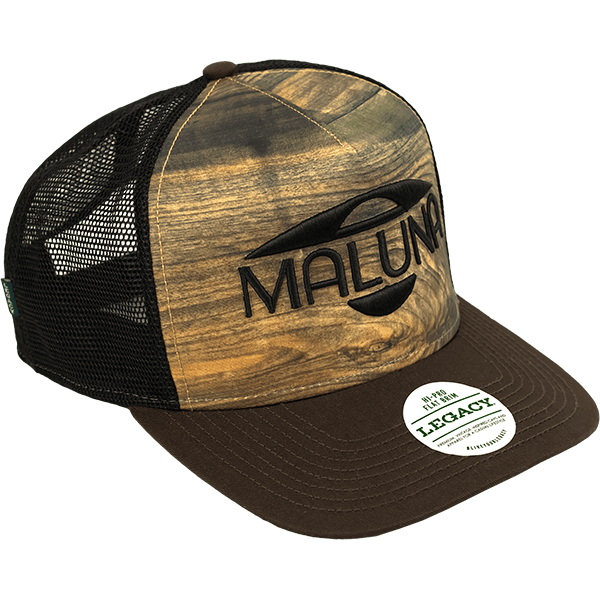 Maluna™ Legacy® Embroidered High Crown | Maluna